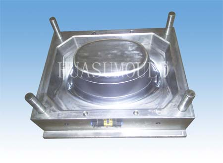 Plastic basket mould-2