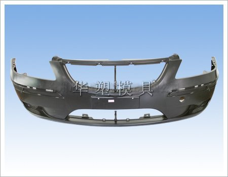 Automotive bumper mould-3