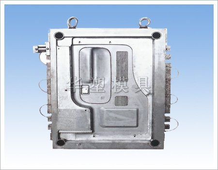 Automotive door panel mould-2