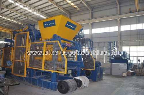 QFT 6-16Concrete Block Making Machine