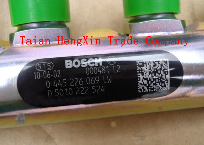 Bosch original new common rail 0445226069/D5010222524 for Renault Engine(DCi11)
