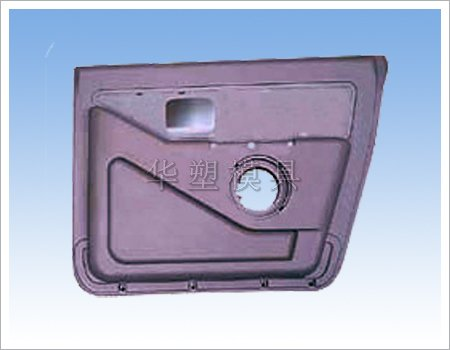 Automotive door panel mould-3