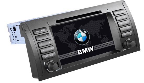 7.0 inch Android Car DVD player of BMW E39