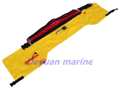 110N automatic inflatable life vest