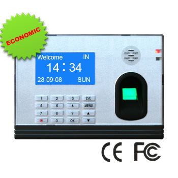 ZKS-T20U Fingerprint Time Attendance