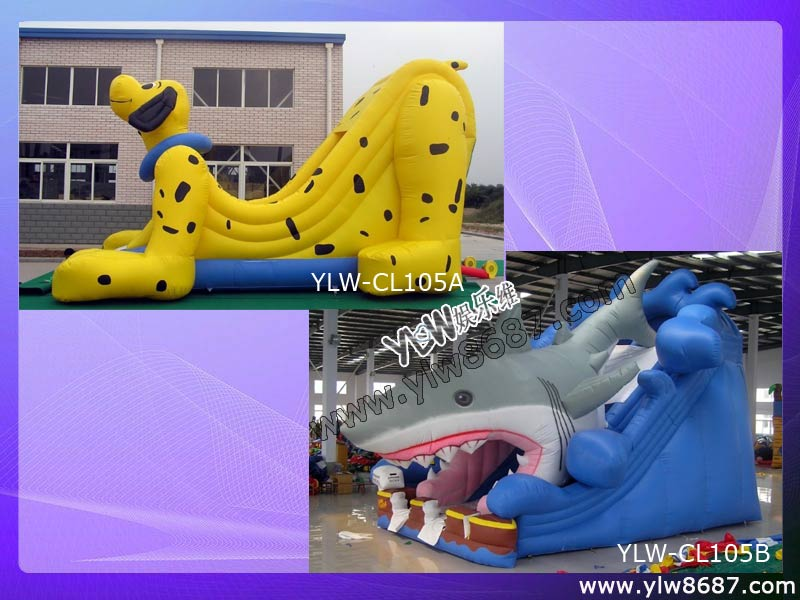 Inflatable Trampoline Bouncer