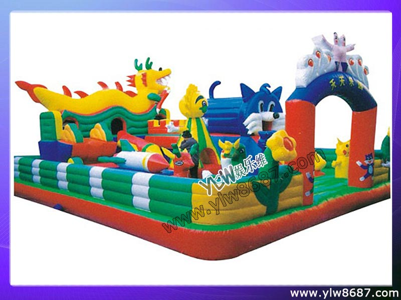 Inflatable Trampoline Bouncer,children inflatable toys