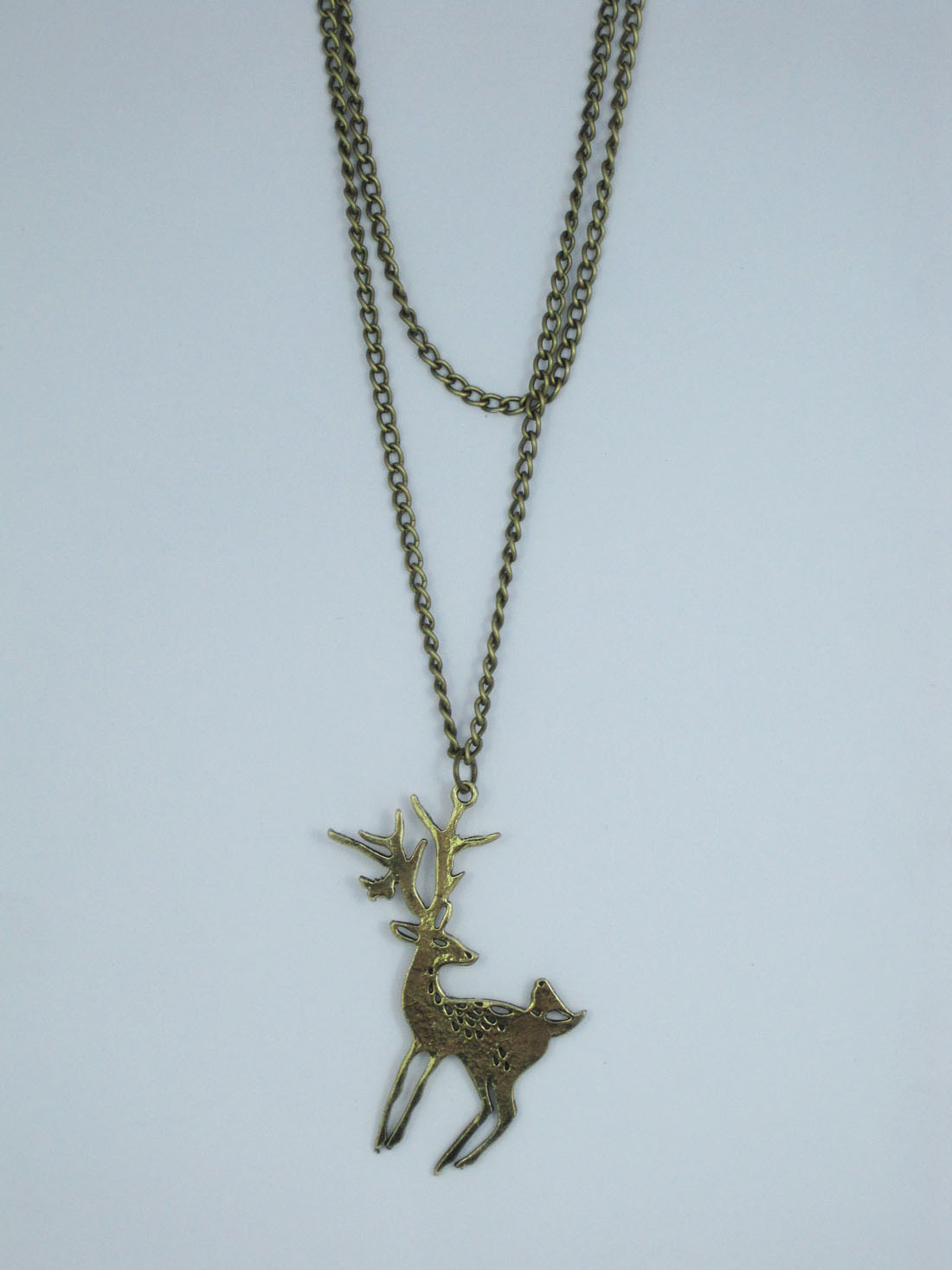 Zinc Alloy Necklace