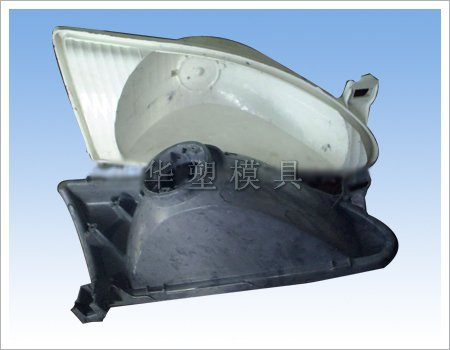 Automotive lamp mould-4