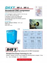 CNG compressor refuel your car at home