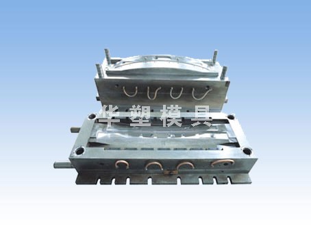 Automotive bumper mould-6