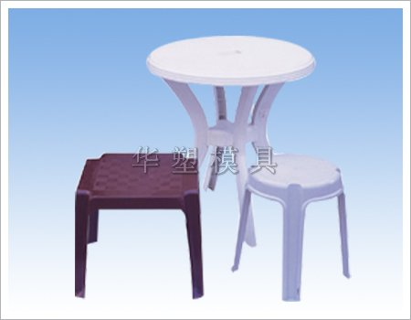 Plastic chair mould-1