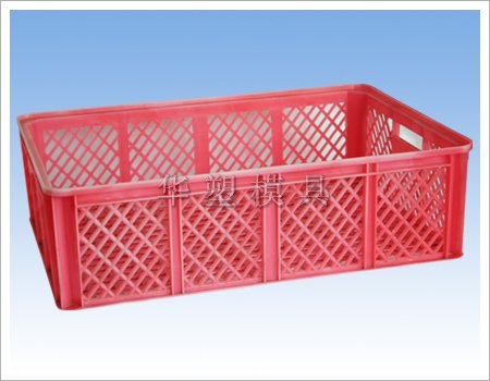 Plastic crate mould-2