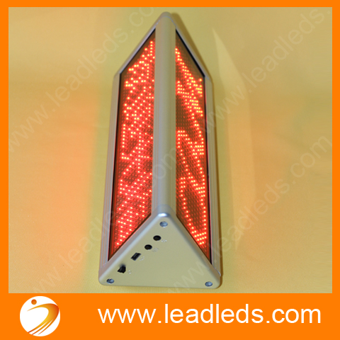 LLD300-B1664R-S desktop led price display