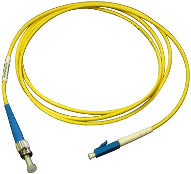 ST-LC fiber patch cord