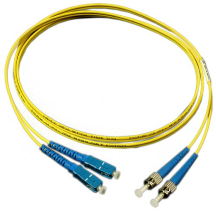 ST-SC fiber patch cord