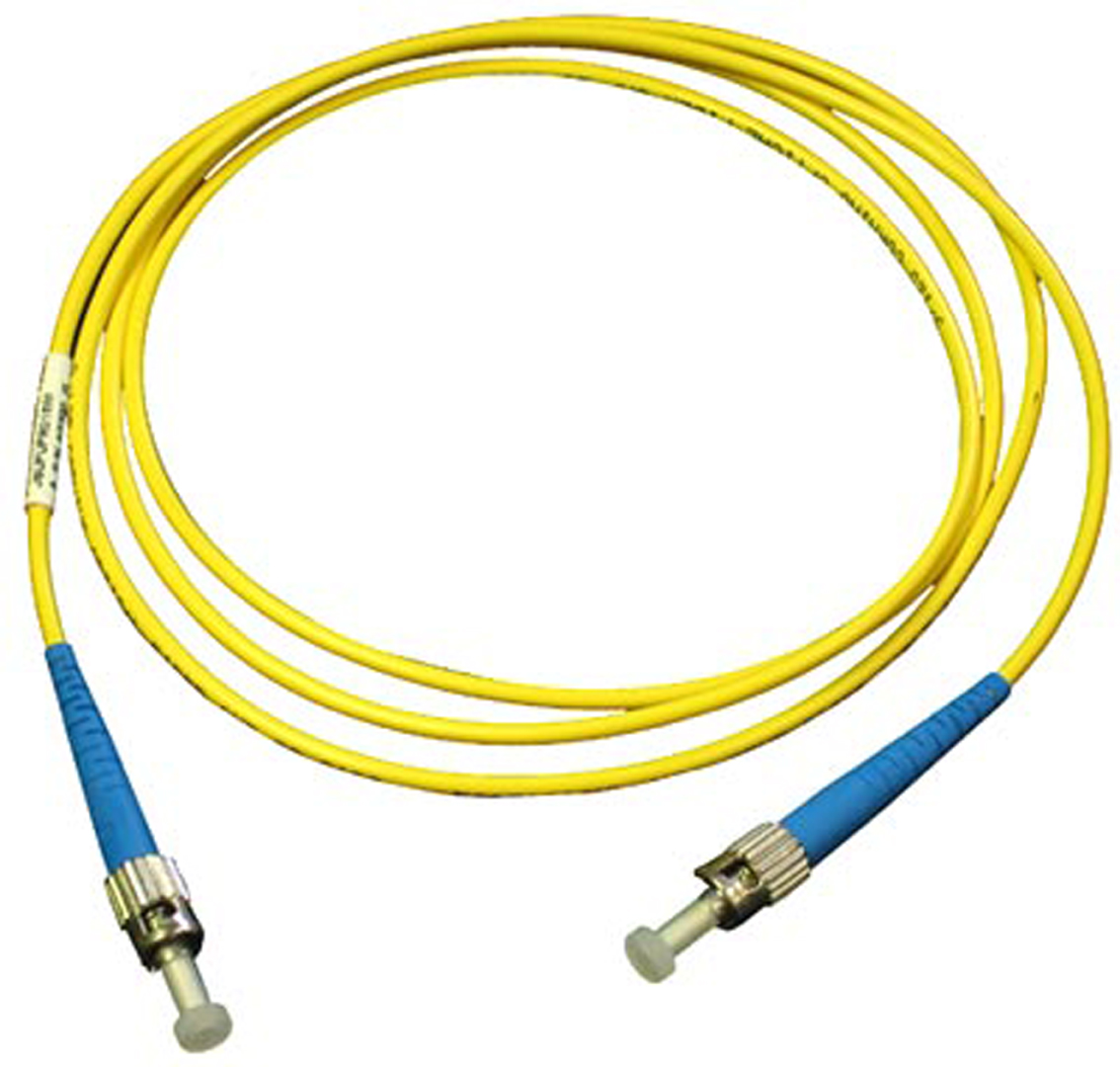 ST-ST fiber patch cord