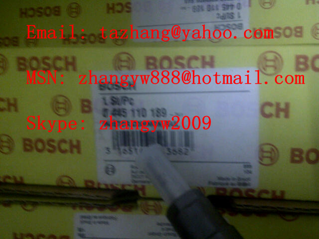 Bosch Injector 0445110189/0445110190 For Mercedes-Benz