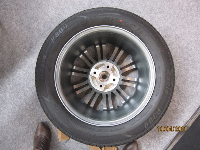 Car Tire/Three-A Brand Passenger Car Tyre