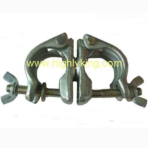 50.8mm/2Drop Forged Swivel Coupler for scaffolding(HC-201)