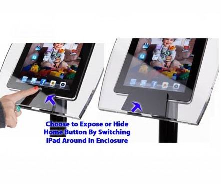 Portable Ipad Stand ( LS-010 )