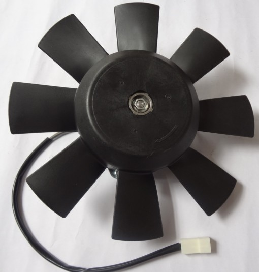 Auto radiator fan/cooling fan for LADA 2103-1308008/70.3730