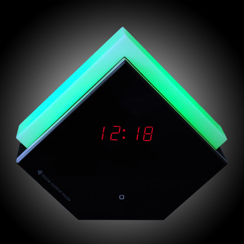 Alarm Clock  Wake Up Lamp