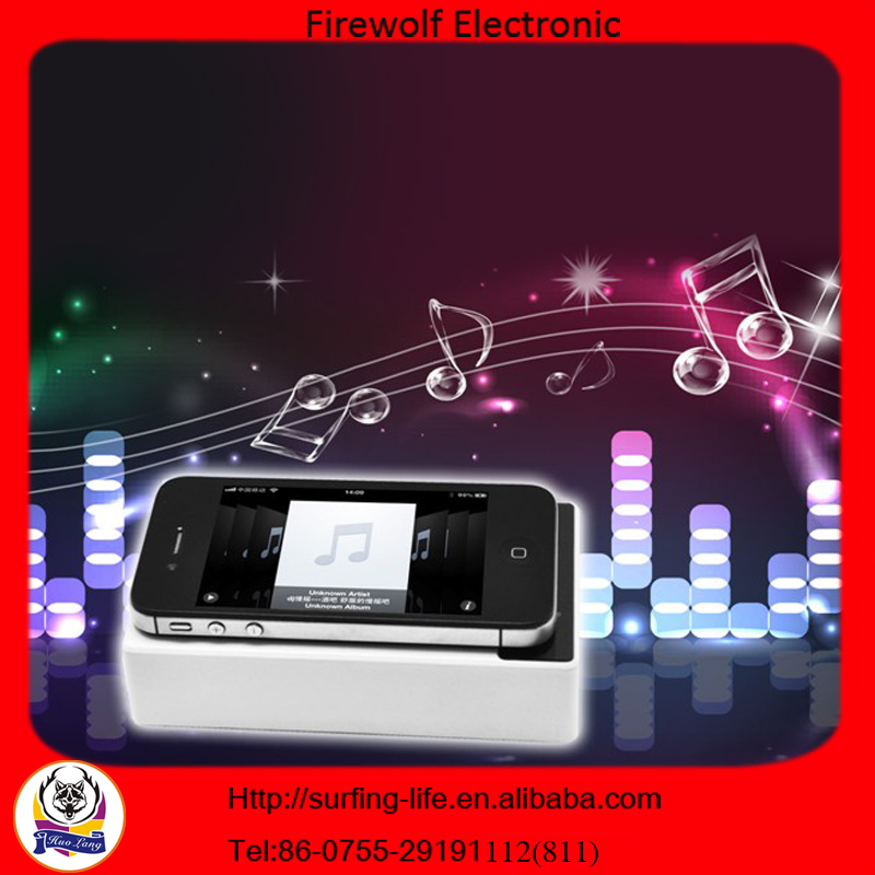 Mutual Induction Speakers For Iphone
