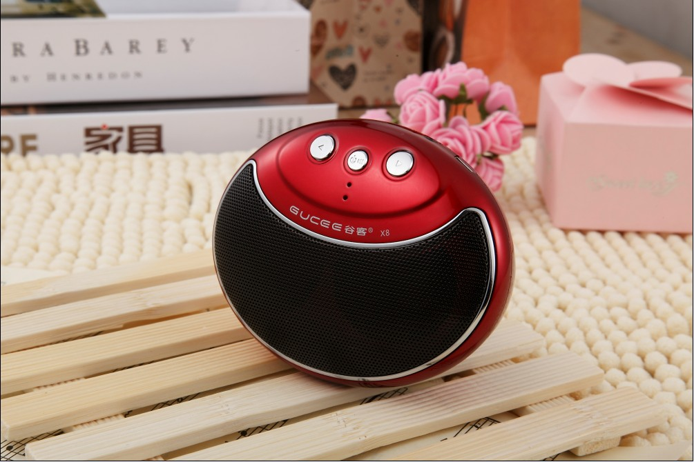 Smile Face Mutual Induction Speakers