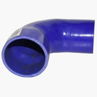 90 Degree Silicone Reducer Hose