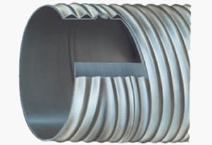 Integral Corrugated Steel Pipe