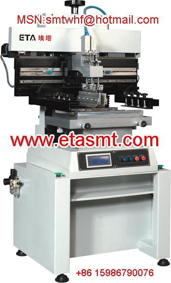 semi-automatic printing machine