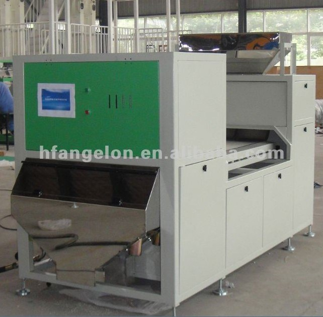 sunflower seed/soybeans/peanut CCDcolor sortering machine