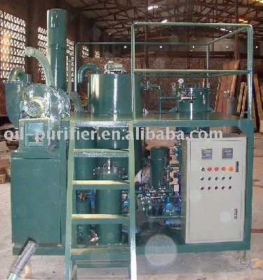 TPF Oil Filtration Machine