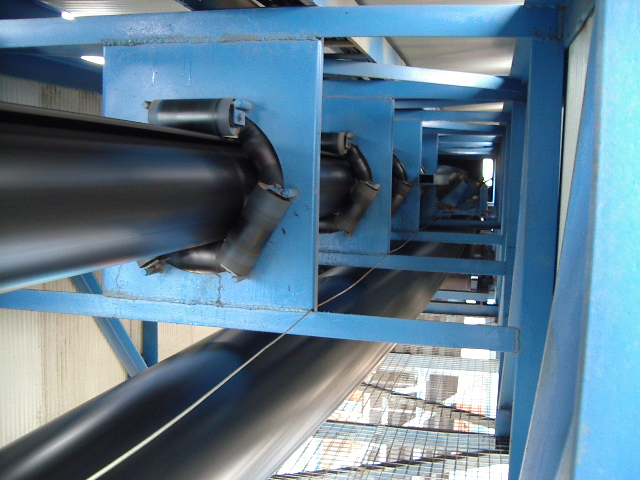 Pipe Conveyor Belt