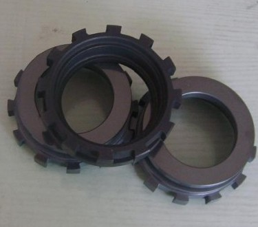 Mechanical seal face
