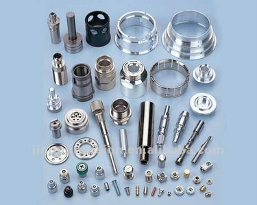 metal cnc precision turning parts