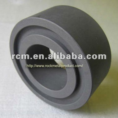 Carbon seals for steam rotary joints.