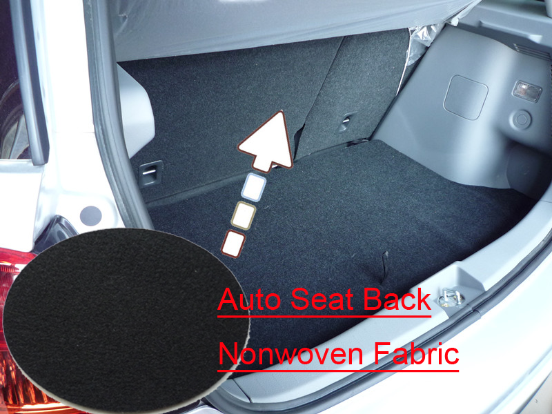 Auto Seat Back Nonwoven Fabric