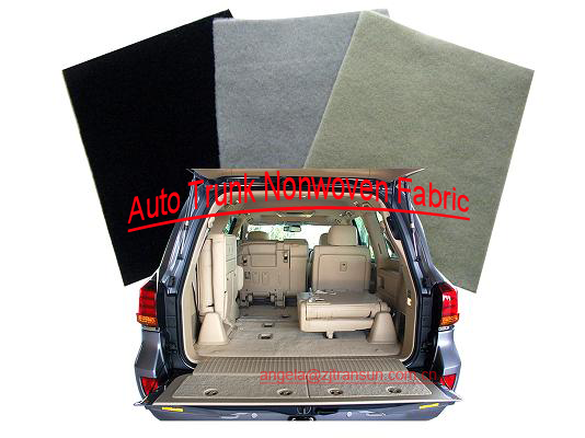 Auto Luggage Box Fabric