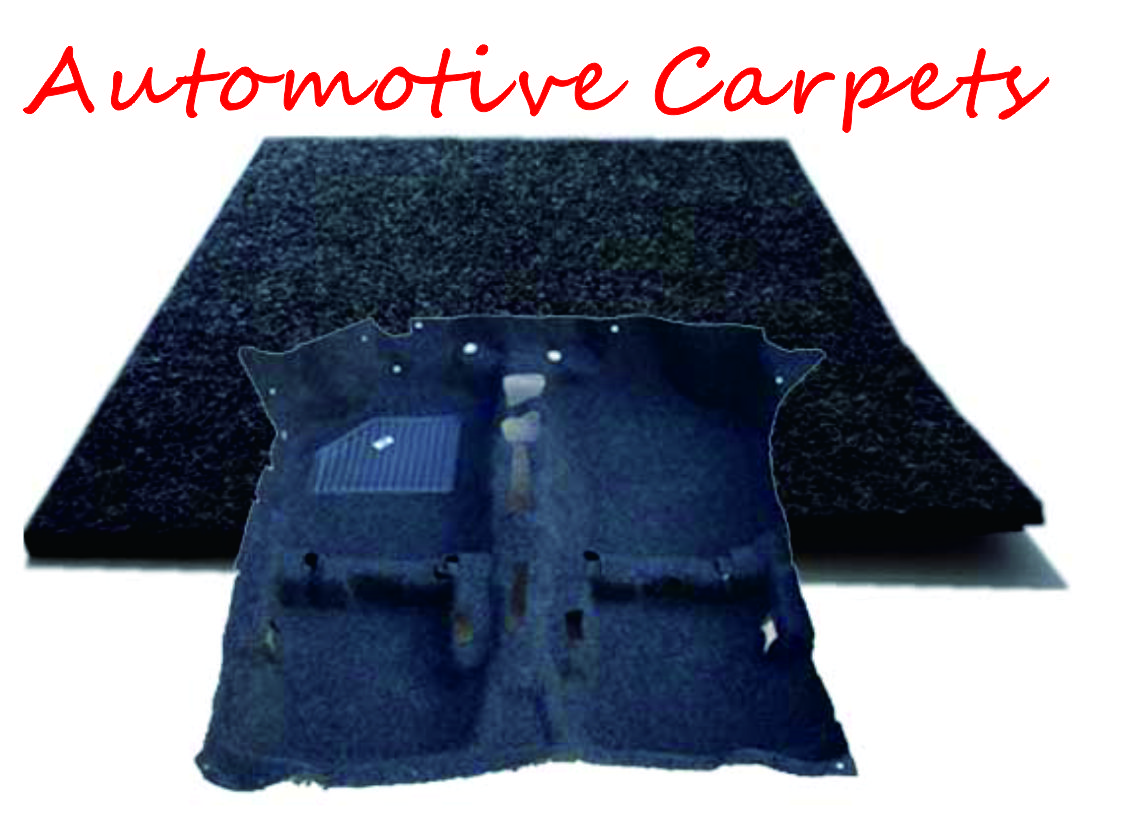 Automotive Carpet Nonwoven Fabric