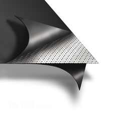 NGP-SG105 SS304 Tanged Reinforced Graphite Sheet