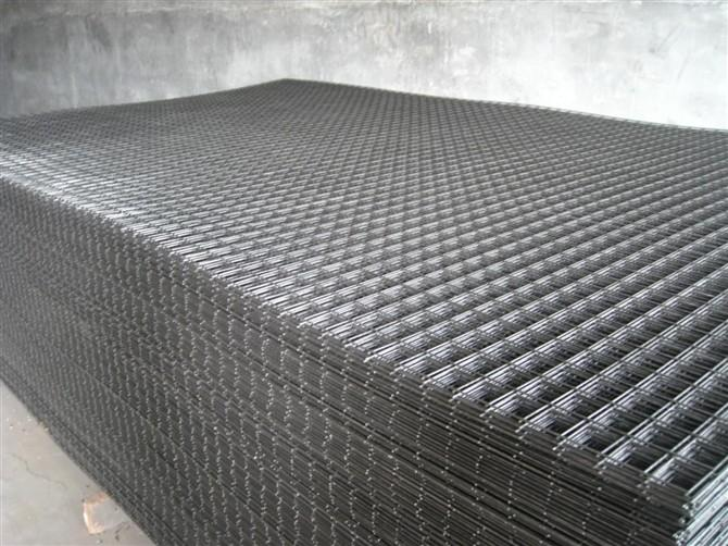 Griddle crimped wire mesh