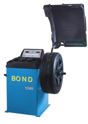 BD-WB100 Computerized wheel balancer