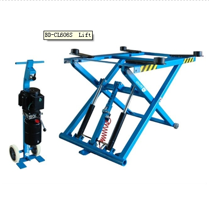 portable car lifts CE BD-CL606S