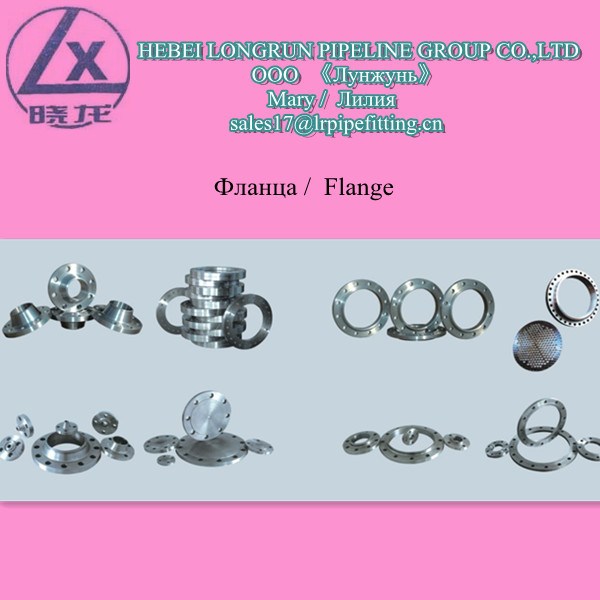 Forged Gost Flange hebei