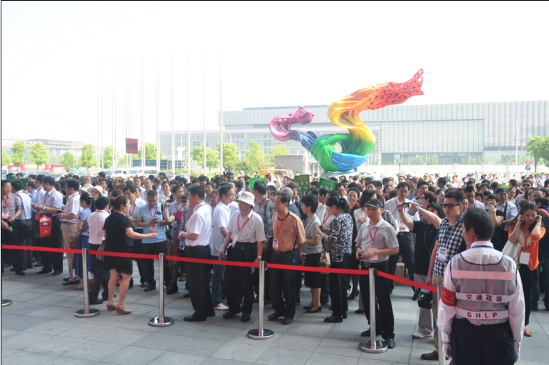 Shanghai glass fiber and new composite materials exhibition (2013)