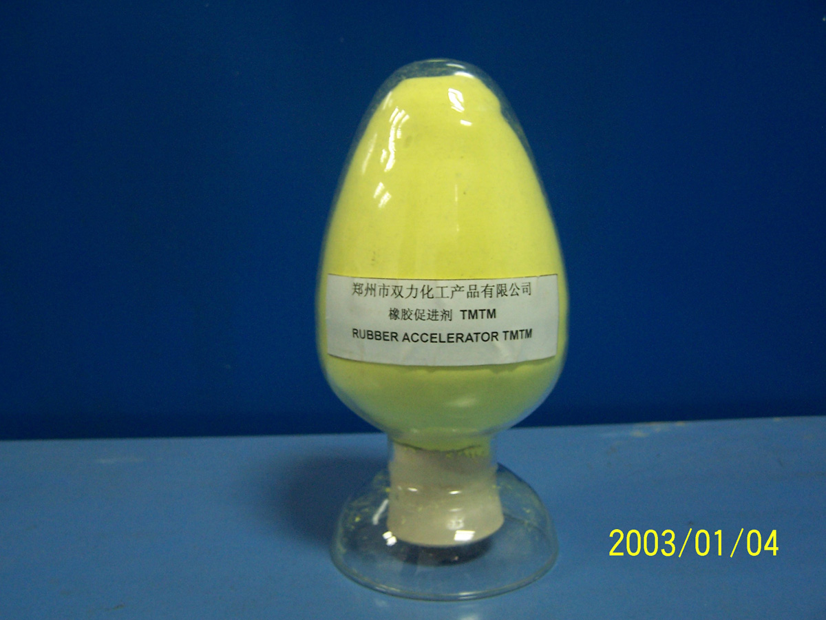 rubber chemical  TMTM(TS)