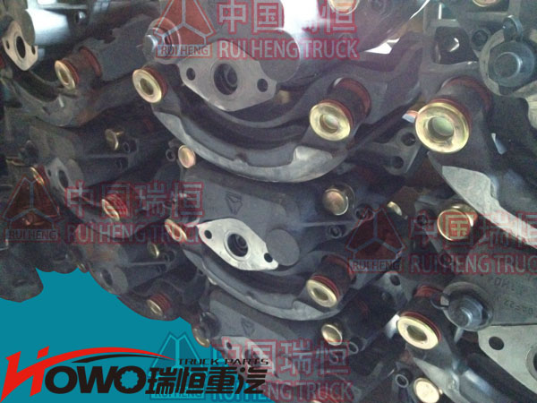 Sinotruk dump Truck parts HOWO Truck Parts Air Disc Brake AZ9100443300