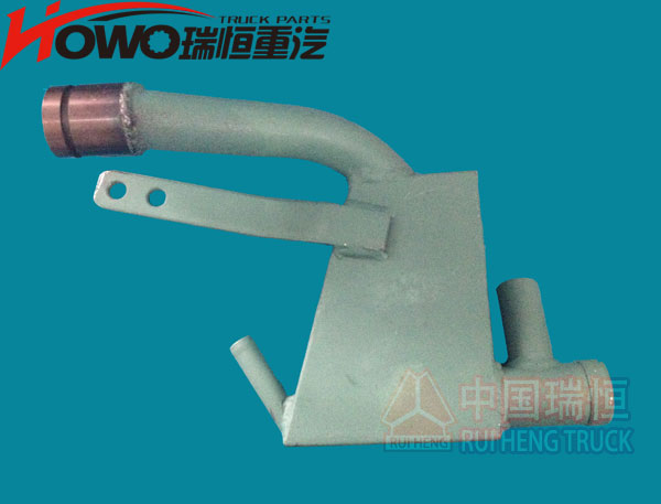 Sinotruk Truck Parts HOWO Gas-Oil Separator VG1557010015